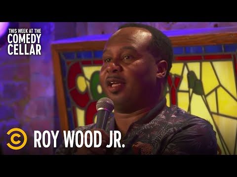 The Right Way To Talk To A Ghost - Roy Wood Jr. - This Week At The Comedy Cellar