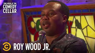 The Right Way to Talk to a Ghost - Roy Wood Jr - This Week at the Comedy Cellar