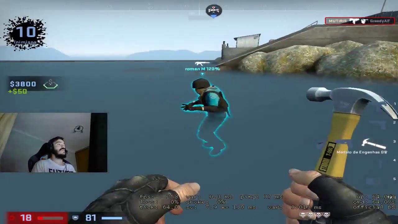 MuTiRiS a jogar Danger Zone com o RMN, 02-08-19 #2