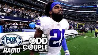 Chris Broussard - Ezekiel Elliott Deserves to Get PAID by The Cowboys