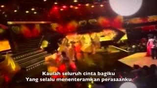 Siti Nurhaliza & Cakra Khan - Seluruh Cinta (Edit) (Lirik) #WazuEdit