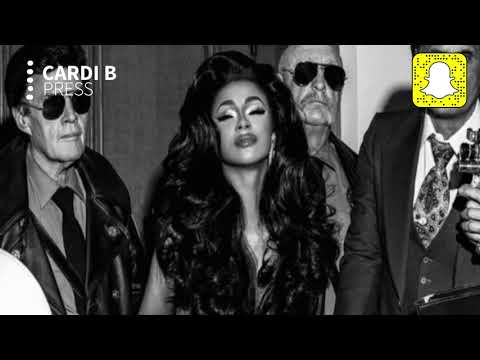 Cardi B - Press (Clean)