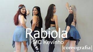 Rabiola - MC Kevinho - Coreografia Free Dance #boradançar