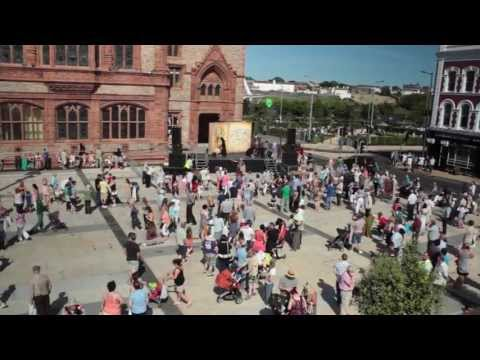 Derry~Londonderry - UK City of Culture - July 2013 - Today's Ireland