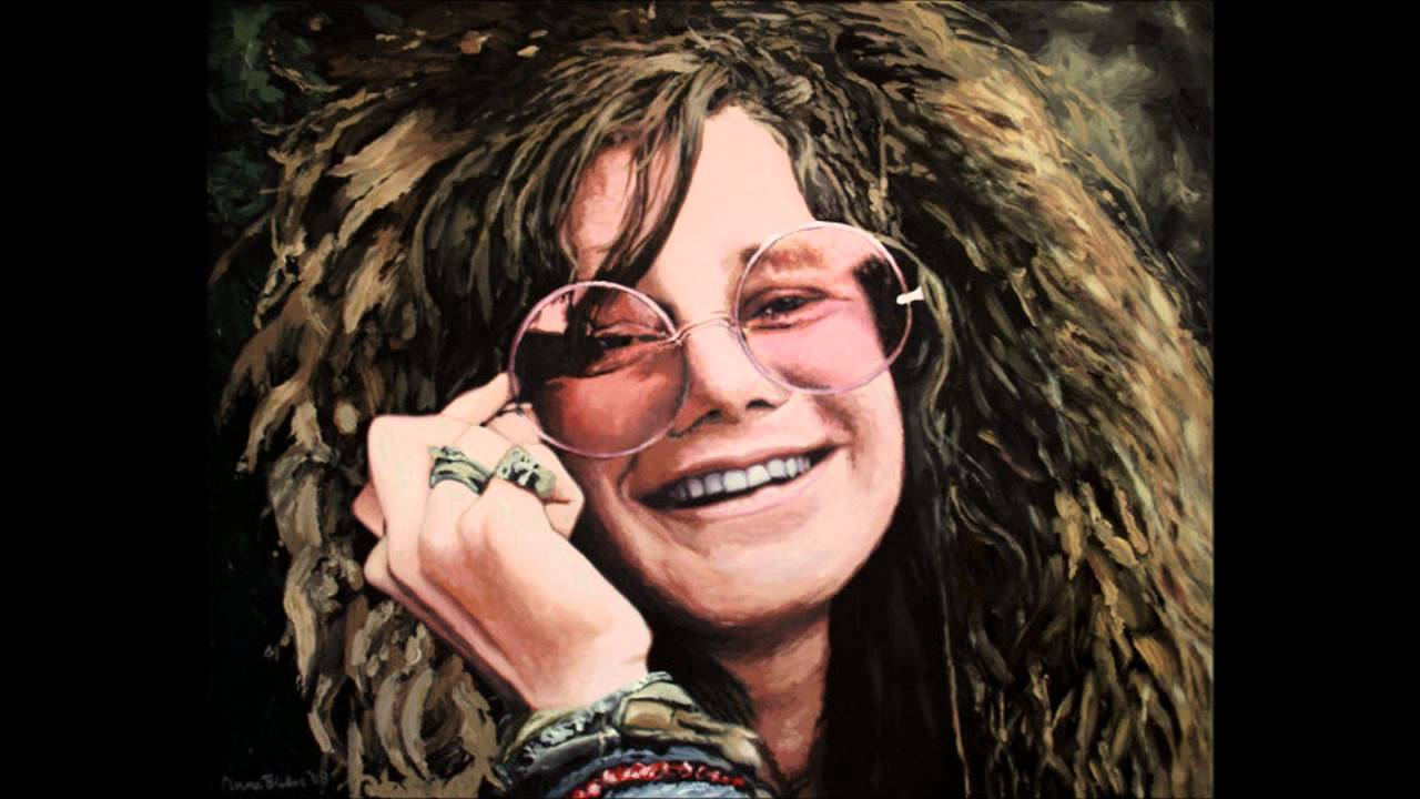 9109e7d31b5 Janis Joplin - Me And Bobby McGee - YouTube