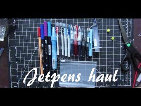 Jetpens Haul! (with Passport TN)