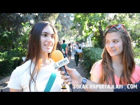 Sokak Röportajları - Eski Sevgilinizin Sosyal Medya Hesaplarını Takip Ediyor Musunuz?