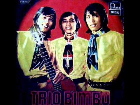 TRIO BIMBO - Adakah Suara Cemara    (P'Dhede Ciptamas).wmv
