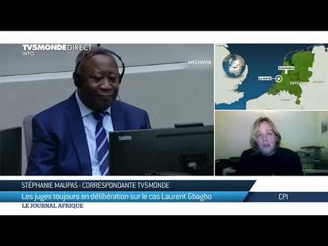 CPI : les juges toujours en délibération sur le cas Laurent Gbagbo