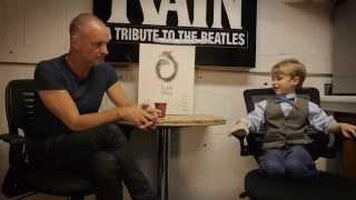 Iain Interviews Sting - Promo