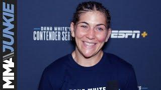 DWCS 24: Sarah Alpar post-fight interview