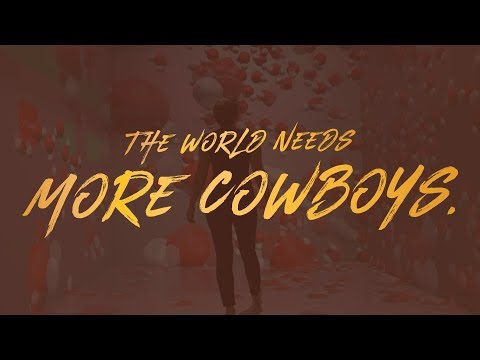 The World Needs More Cowboys   ||   University of Wyoming