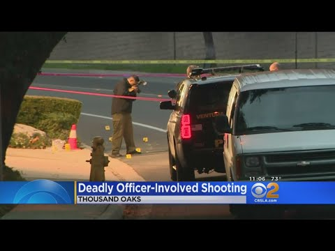 Thousand Oaks Man Killed In Deputy-Involved Shooting