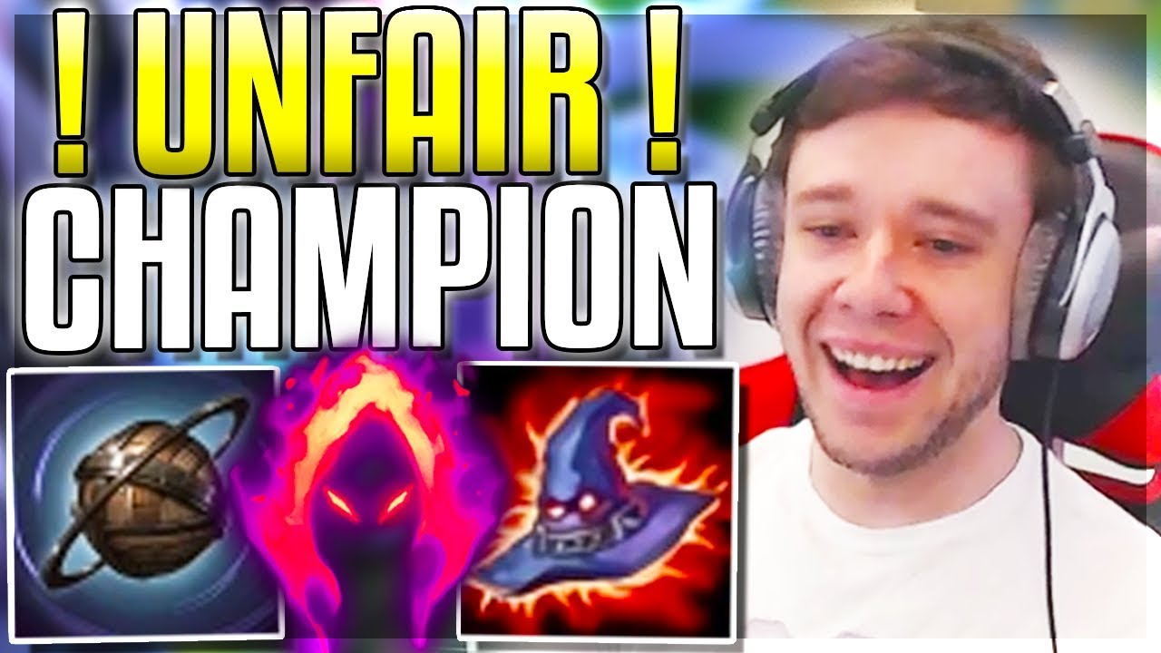 If I Can CARRY On This Champion, ANYONE Can (UNFAIR) - Journey To Challenger | LoL