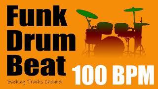 Funky Drum Beat 100bpm
