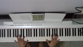 """""""日日夜夜 Day and Night"""" Hymn Piano Instrumental Cover"""