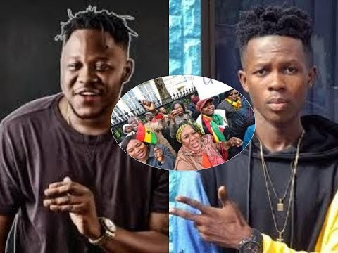 Ghanaians React To Strongman's Diss Song To MDK
