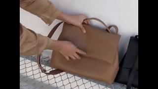 Сумка женская стильная для офиса Сумочка универсальная через плечо