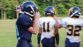 Oceanside at Medomak Middle School Football