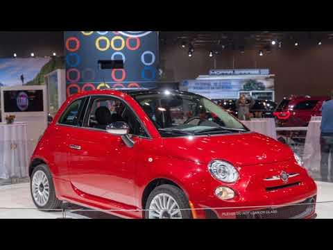 AMAZING 2018 Fiat 500 Urbana The Citified Subcompact Car