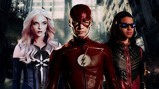 Team Flash The Flash Killer Frost Cisco Familia