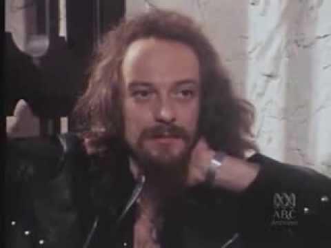 Ian Anderson of Jethro Tull interviewed on GTK - 1974