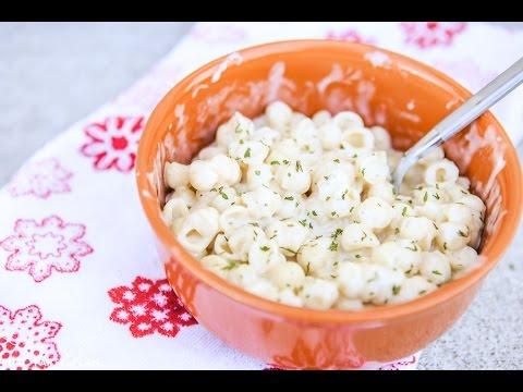 Cheesy Alfredo Mac N Cheese