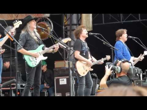 Listen To The Music The Doobie Brothers Citi Field NYC 7/29/2017