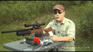 Evanix Windy City PCP air rifle - AGR Episode 49