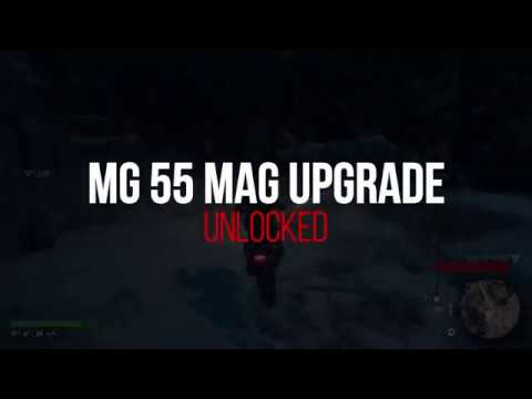 Days Gone | MG 55 with MAG Upgrade Unlocked 2