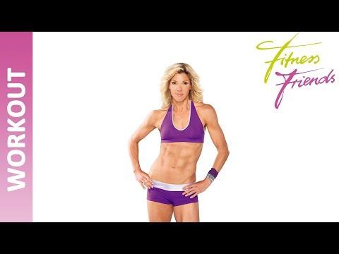 Jackie Warner - Xtreme Bauch - Workout || Fitness Friends