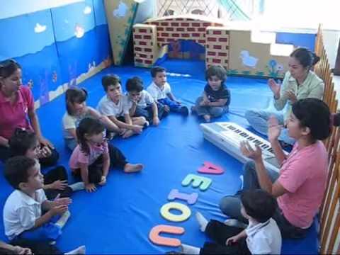 Programa de estimulaci n musical para preescolar youtube for Actividades divertidas para el salon de clases