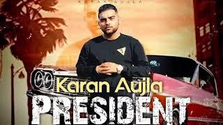 President Karan Aujla Free MP3 Song Download 320 Kbps