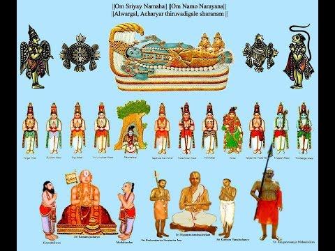 Sriranga Gadyam and Vaikunda Gadyam- Srimath Srimushnam Andavan Rendered