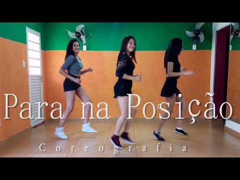 Mc WM - Para na Posição | Coreografia CiabyMarinho