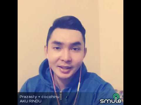 Dorkas - aku rindu ( cover by Rean Prazasty ft Coco Inu ) video n music by smule #ercovered #Cover2