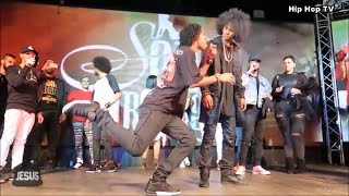 Les Twins And Majid And Joe Styles And Alpha Jack - Top The Duels - Best Dance The Of The World P1