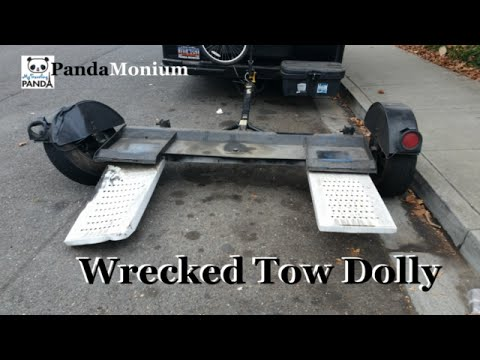 Rv Living Vlog: Wrecked & Scrapped  ....NO More Tow Dolly