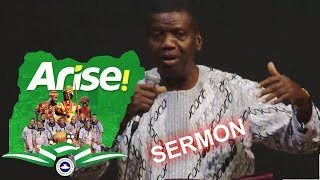 Pastor E.A Adeboye Sermon @ RCCG October 2019 Thanksgiving Service