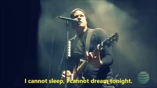 Blink-182 I miss you - lyrics(live)