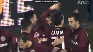 Sparta Plzeň 1:0 David Lafata (30.3. 2013)