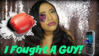 STORYTIME: I FOUGHT A GUY