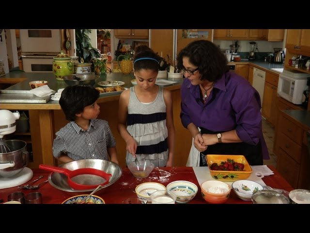 Teaching Kids: Hands on Learning in the Kitchen and on the Farm