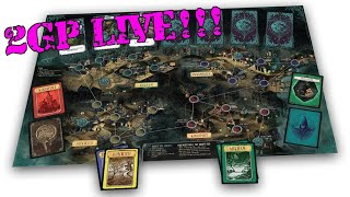 LIVE PIXIE PLAY THROUGH - PANDEMIC: REIGN OF CTHULHU