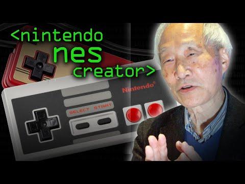 Nintendo NES FamiCom Creator - Computerphile