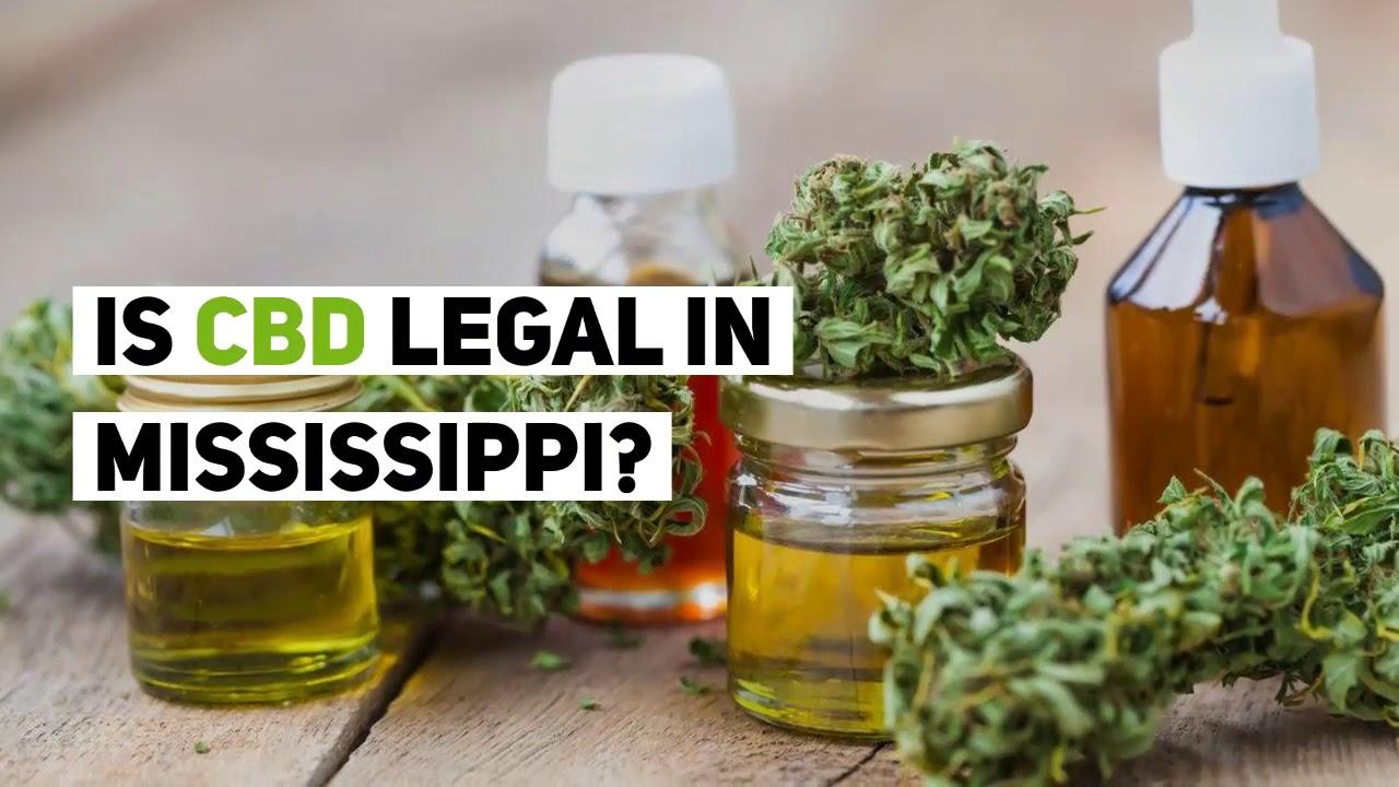 CBD Hemp Flower Mississippi- Legal To Buy? - YouTube