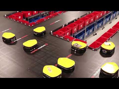 Tompkins Robotics Presents t-Sort
