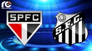 São Paulo x Santos | AO VIVO | Brasileirão