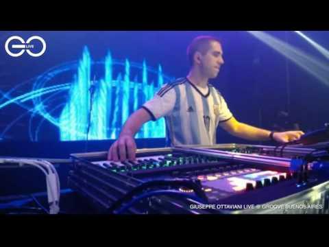 Gouryella vs. Gareth E. feat. Christina N. - Save Anahera (A.S Mashup) Giuseppe - Live Buenos Aires