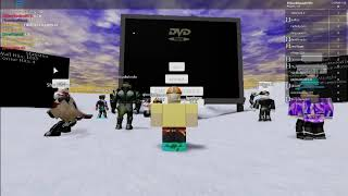 Some idiots watch the dvd corner on roblox.